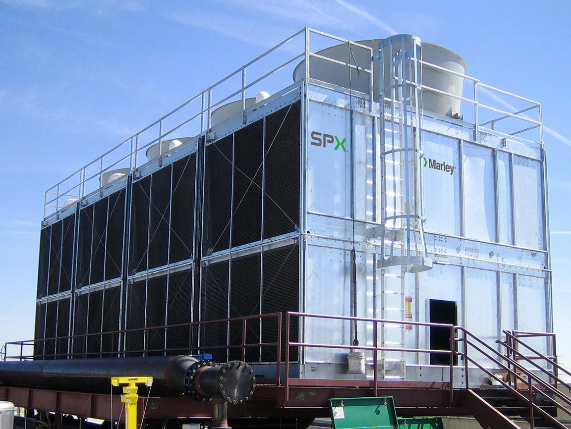 Marley Spx Cooling Technologies Hedrick Associates