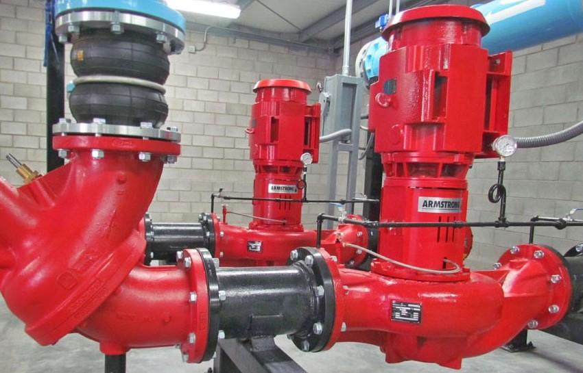 Armstrong Fluid Technologies Hedrick Associates