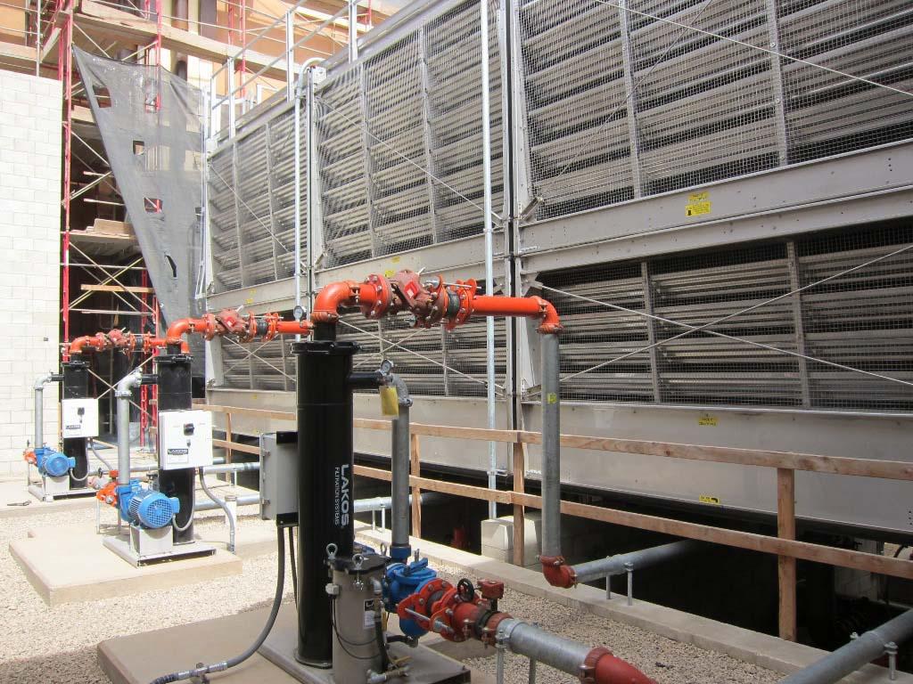 Lakos Solids Liquids Separators Hedrick Associates