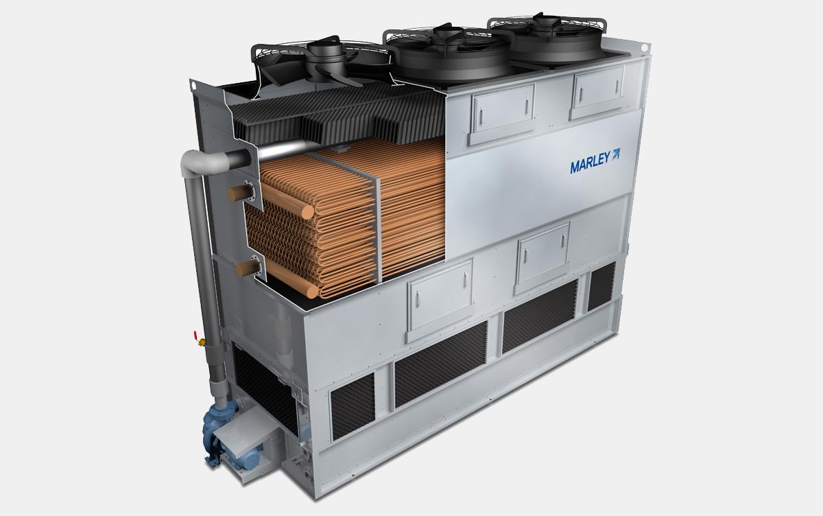 Closed Circuit Fluid Coolers - Hedrick Associates